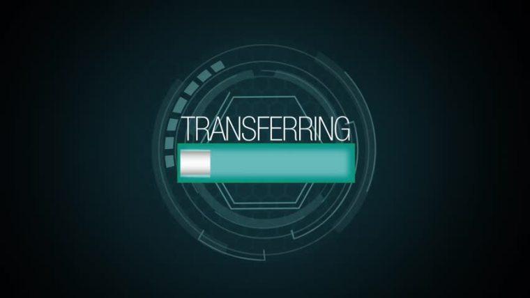 TransferProgressBar