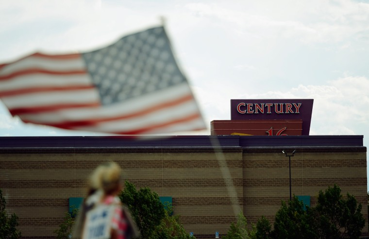 Aurora Colorado Continues To Mourn In Wake Of Movie Theater Killings